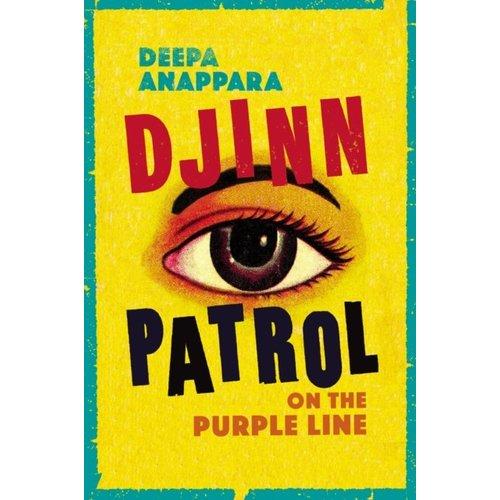 Deepa Anappara Djinn Patrol on the Purple Line
