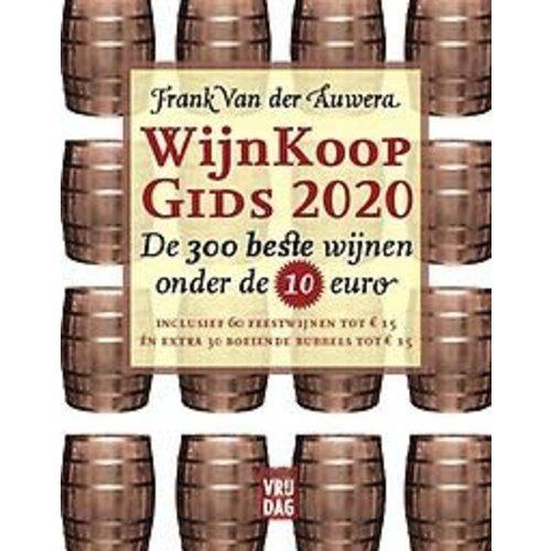 Frank Van der Auwera Wijnkoopgids 2020