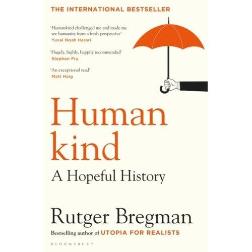 Rutger Bregman Humankind: A Hopeful History