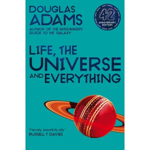 Douglas Adams Life, the Universe and Everything
