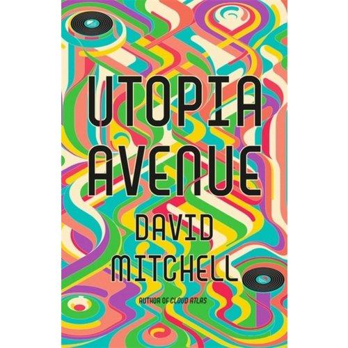 David Mitchell Utopia Avenue