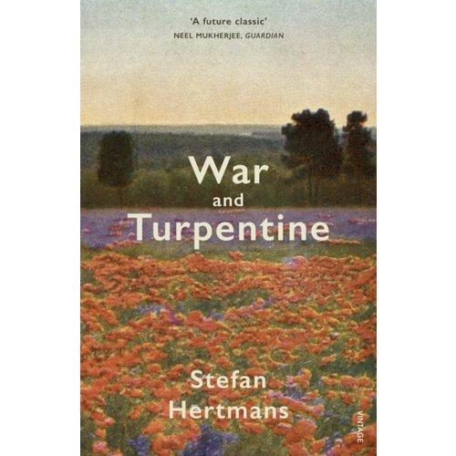 Stefan Hertmans War and Turpentine