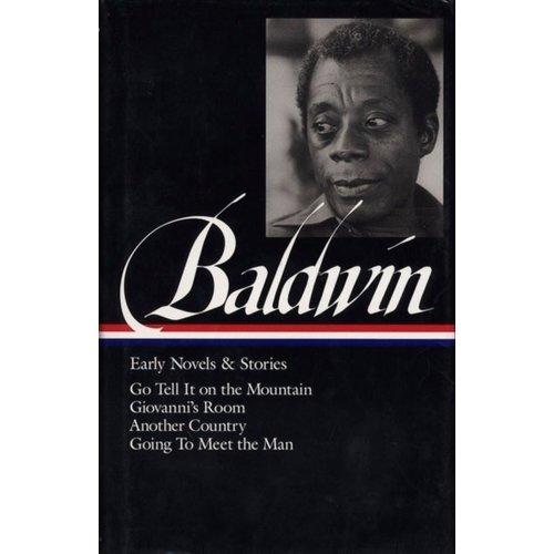 Baldwin: Early Novels & Stories