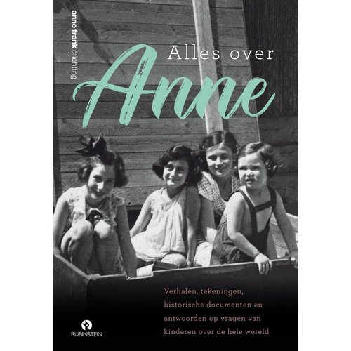Anne Frank Alles over Anne