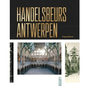 Tanguy Ottomer Handelsbeurs Antwerpen