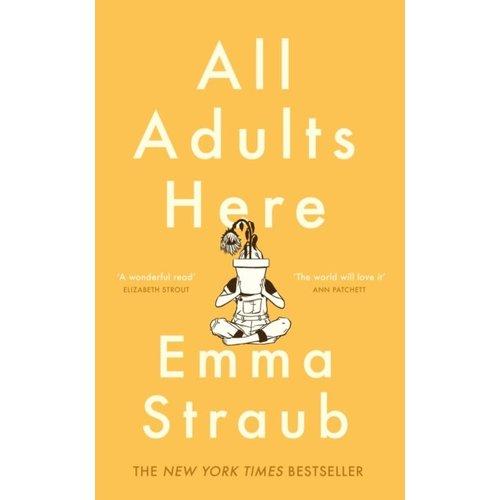 All Adults Here - Hardback