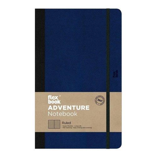 Flexbook Adventure / Royal Blue / Ruled / Medium