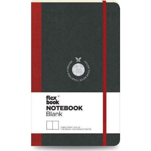 Flexbook Visions / Red / Blank / Large