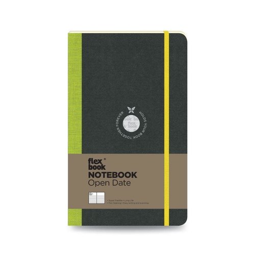 Flexbook Visions / Lime Green / Open Date / Medium