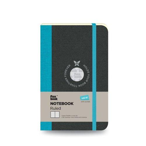 Flexbook Visions / Turquoise/ Ruled / Medium