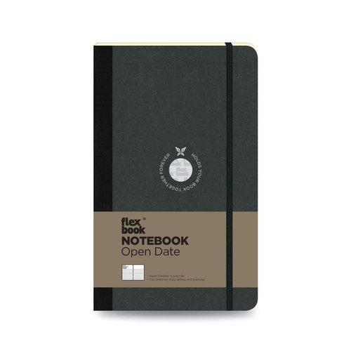Flexbook Visions / Black / Open Date / Medium