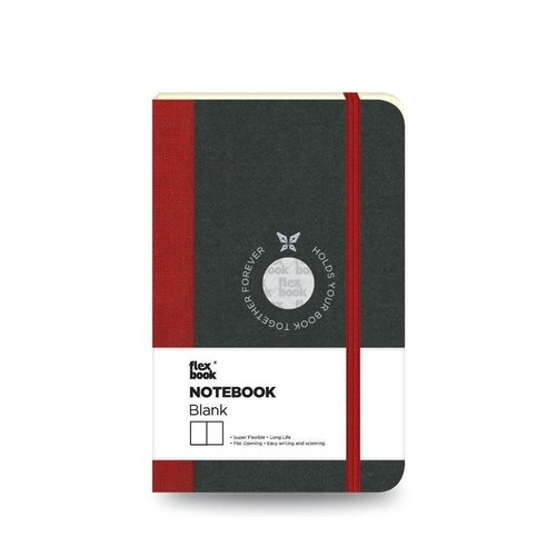 Flexbook Visions / Red / Blank / Pocket