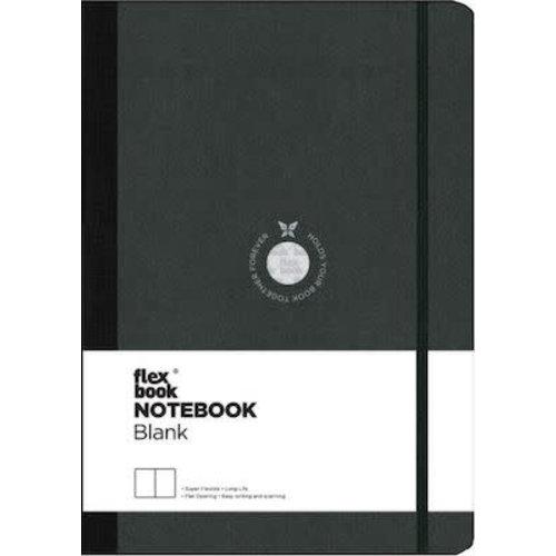 Flexbook Visions / Black / Blank / Pocket