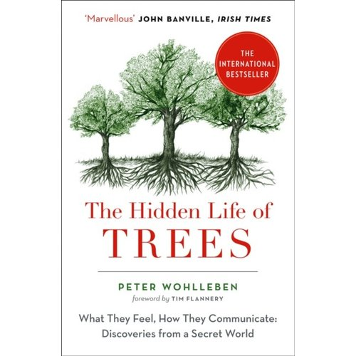 Peter Wohlleben The Hidden Life of Trees