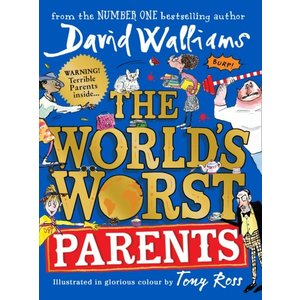 David Walliams The World's Worst Parents