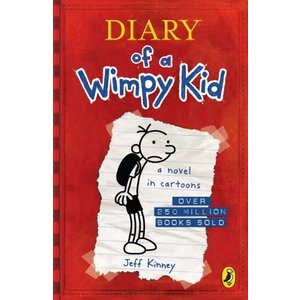 Jeff Kinney Diary Of A Wimpy Kid (Book 1)