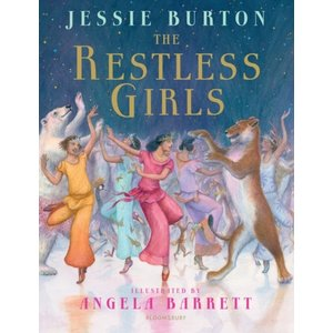Jessie Burton The Restless Girls