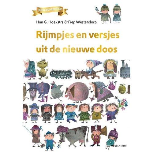 Fiep Westendorp Rijmpjes en versjes uit de oude en nieuwe doos - omnibus