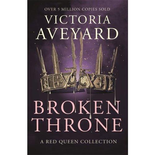 Victoria Aveyard Broken Throne