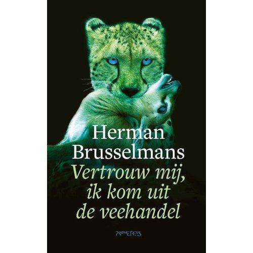 Herman Brusselmans Vertrouw mij, ik kom uit de veehandel
