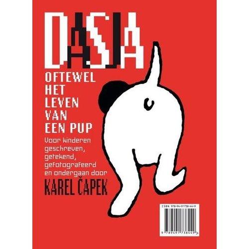 Karel Capek Dasja oftewel het leven van een pup