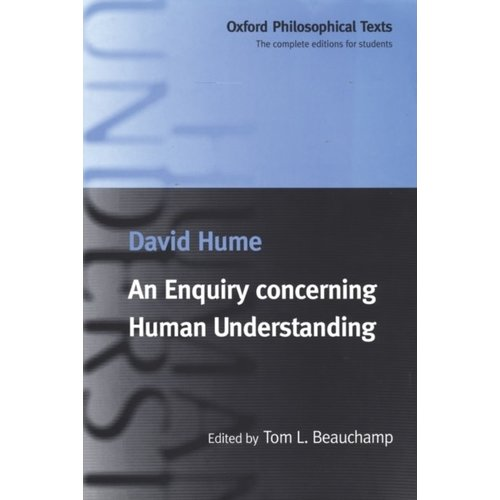 David Hume An Enquiry Concerning Human Understanding
