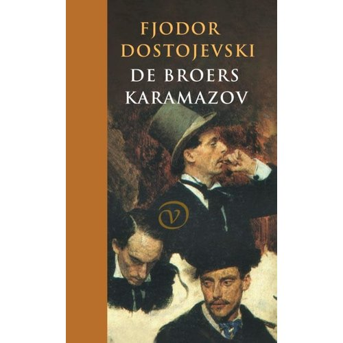 Fjodor Dostojevski De broers Karamazov