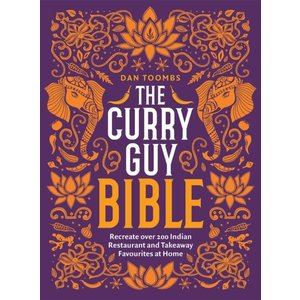 Dan Toombs The Curry Guy Bible