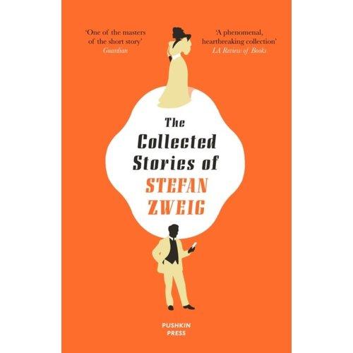 Stefan Zweig The Collected Stories of Stefan Zweig
