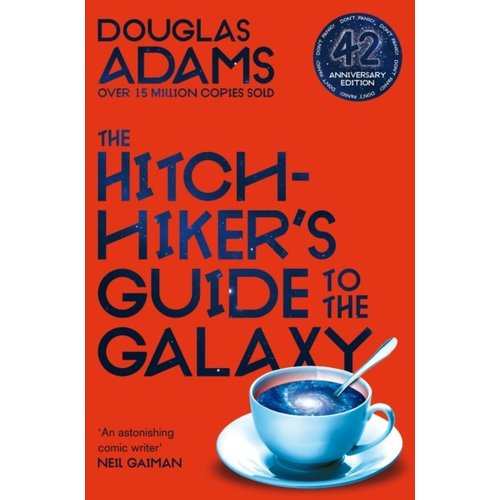 The Hitchhiker's Guide to the Galaxy Box Set