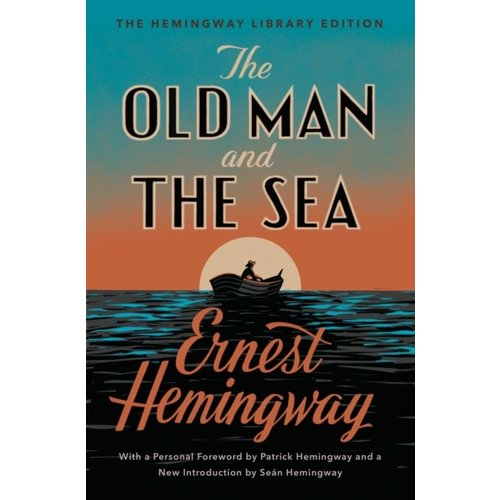 The Old Man and the Sea (Hemingway Library Ed.)