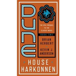 Frank Herbert Dune: House Harkonnen (Book Two)