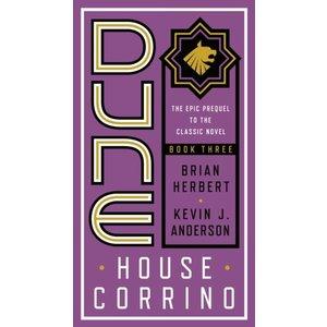 Frank Herbert Dune: House Corrino (Book Three)