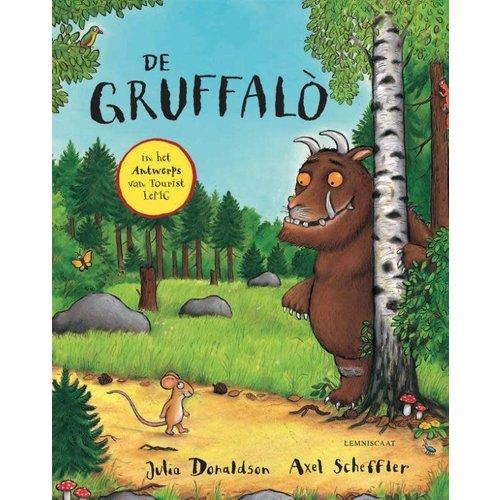 De Gruffalo in het Antwerps van Tourist LeMC
