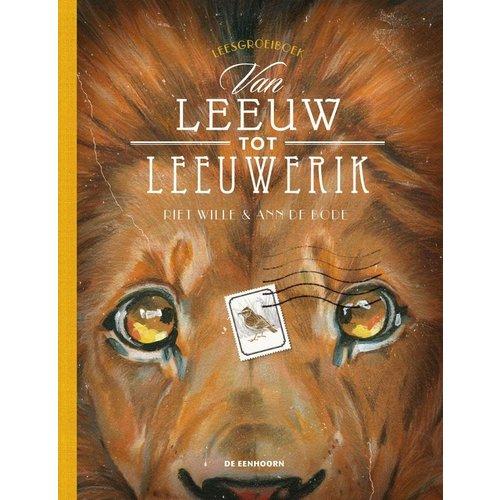 Riet Wille Van Leeuw tot leeuwerik