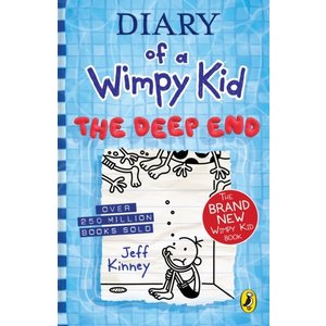 Jeff Kinney Diary of a Wimpy Kid: The Deep End (Book 15)