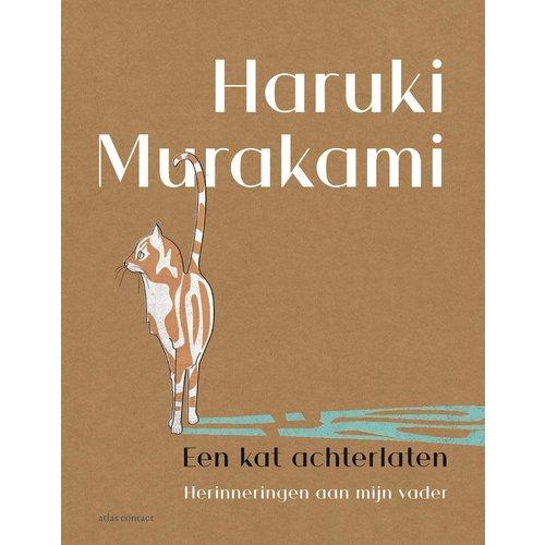 Haruki Murakami Een kat achterlaten