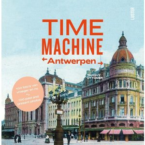 Tanguy Ottomer Time Machine Antwerpen