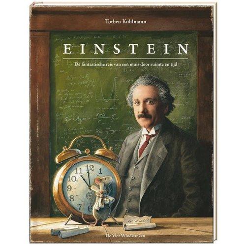 Einstein: de fantastische reis van een muis door ruimte en tijd