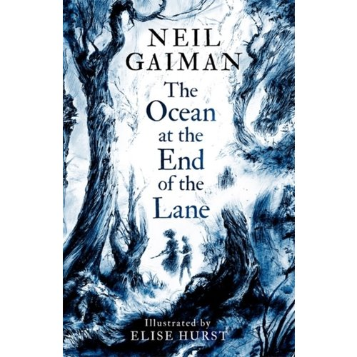 Neil Gaiman The Ocean at the End of the Lane