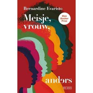 Bernardine Evaristo Meisje, vrouw, anders