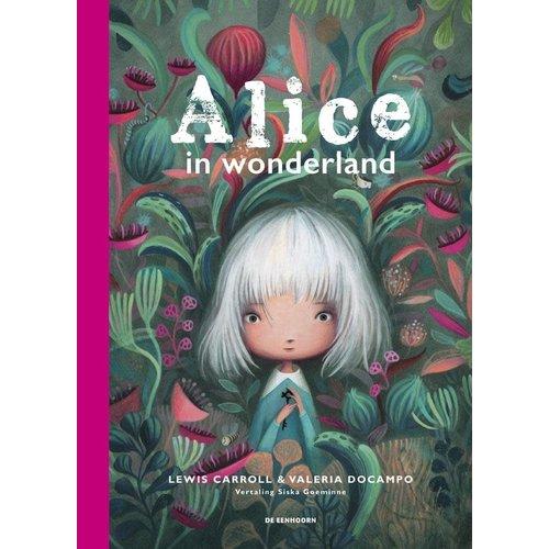 Valeria Docampo Alice in Wonderland