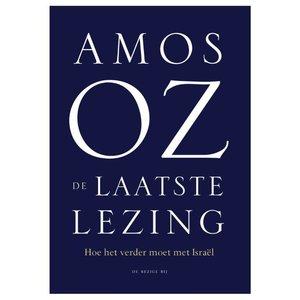 Amos Oz Een laatste lezing