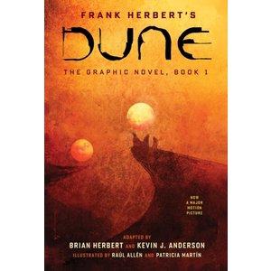 Frank Herbert Dune: The Graphic Novel