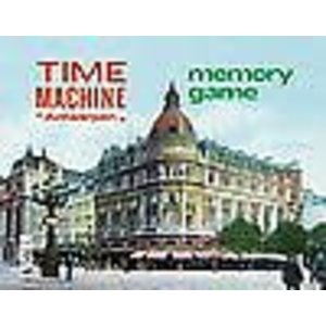 Tanguy Ottomer Time Machine Antwerpen Memory Game