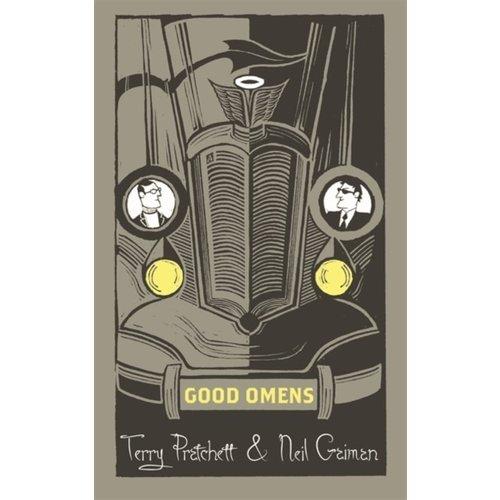 Neil Gaiman Good Omens (Hardback)
