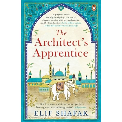 Elif Shafak The Architect's Apprentice