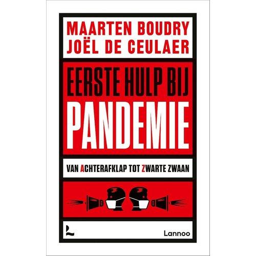 Maarten Boudry Eerste hulp bij pandemie