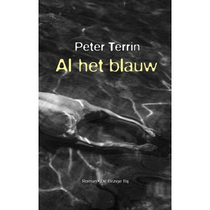 Peter Terrin Gesigneerd: Al het blauw