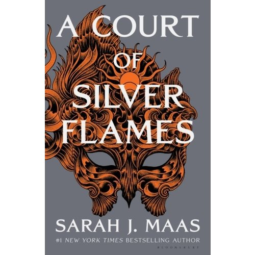 A Court of Silver Flames (Paperback)